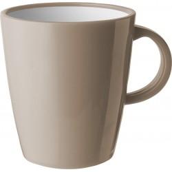 TAZZA CAFFE' AMERICANO BEIGE