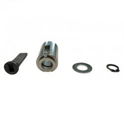 Kit porta cilindro serratura ZADI