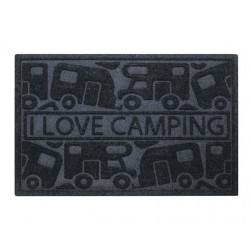 TAPPETO I LOVE CAMPING