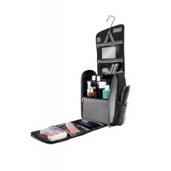 BORSA TOILETTE KIT NERO