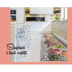 Tappeto x cucina CACTUS