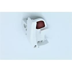 Plastica barra F45L Polar white lato dx