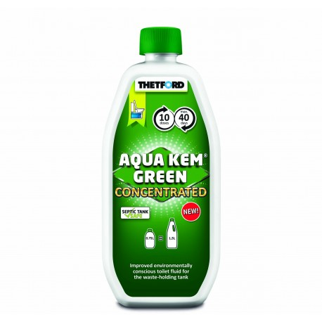 AQUA KEM GREEN 750 ML